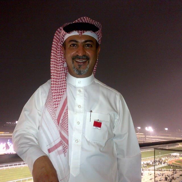 Mubarak bin Fahad - 3 November 2014